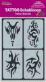 Трафареты для татуировок
