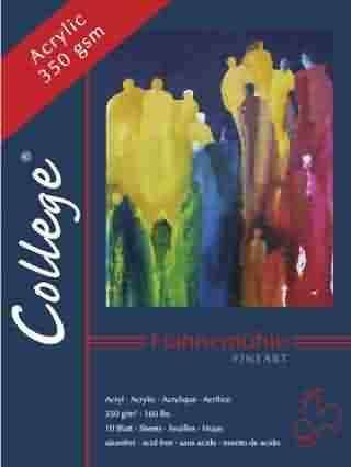 Альбом-склейка для набросков с открытками hahnemuhle